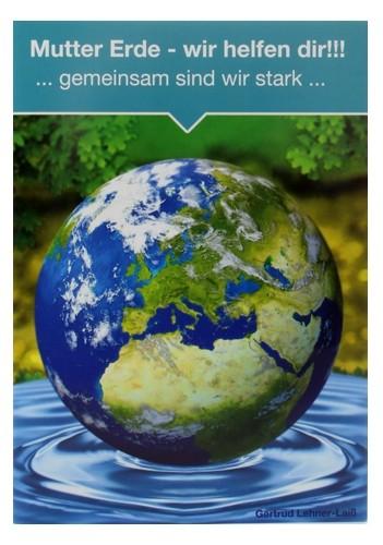 Wasserbroschüre Mutter Erde-wir helfen dir!