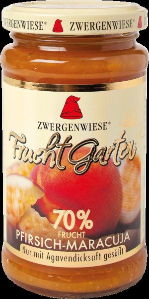 Pfirsich-Maracuja Fruchtaufstrich Bio 225g
