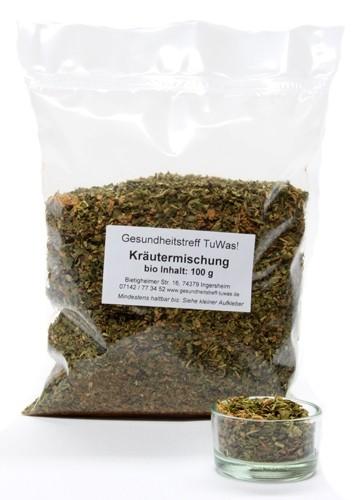 Kräutermischung Bio TuWas! 100 g