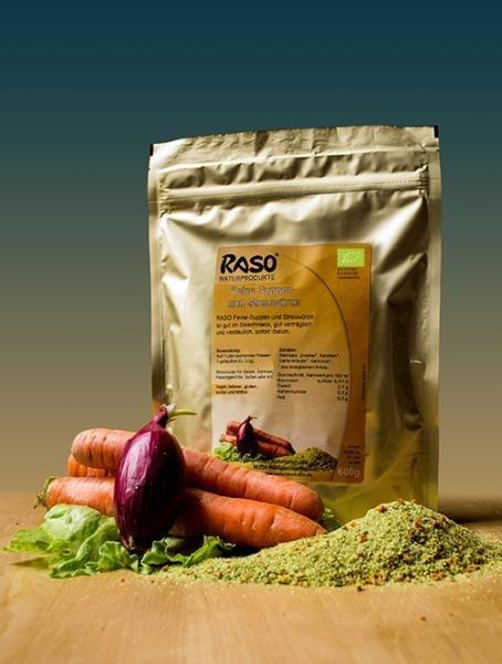 Raso Feine Suppenwürze  Bio vegan 1,5 kg